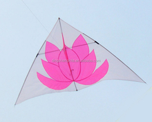 China factory advertising kite customized delta kite manufacturer