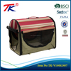 Carrying handles portable foldable indoor low price bag for dog