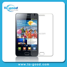 China Express Ultra HD Clear Tempered Glass Screen Guard Protector Film for Samsung I9105 Galaxy S2 Plus