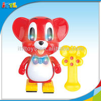 A482252 Talking Mouse RC Walking Toy Plastic Mouse Toys