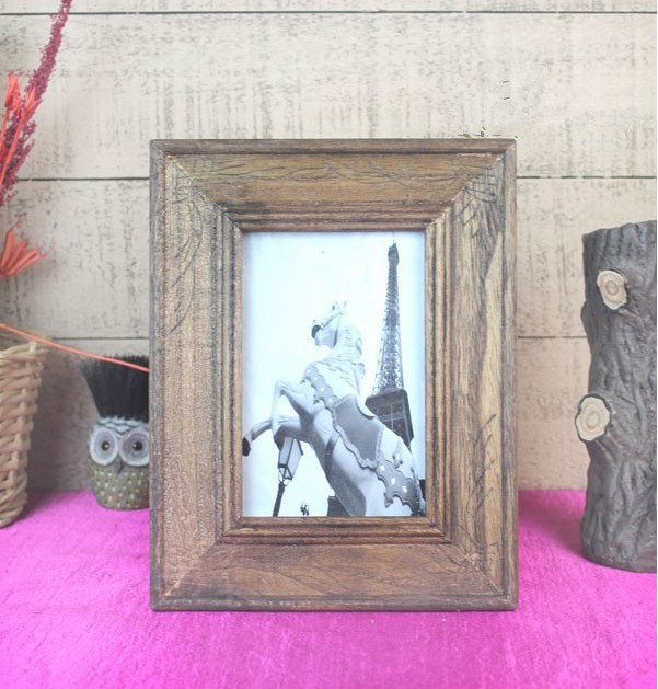 Cheap Wholesale Wooden Picture Frames/ Photo Frames - Buy ...