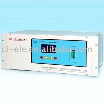 CI2000-CY online high purity oxygen analyzer
