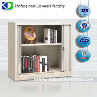 Steel Office File Cupboard, Steel Roller Door Cabinet