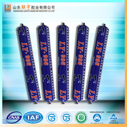 Silicone Sealant industrial and building usage