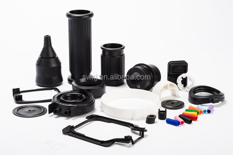 Custom made molded Silicone Parts