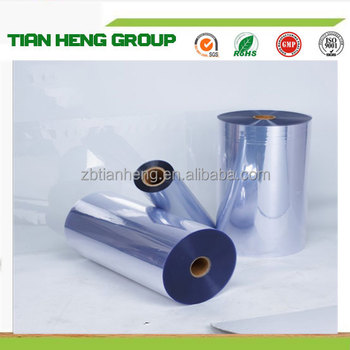 Transparent rigid pvc sheet for Pharmaceutical Packaging