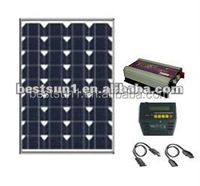 150w whole house portable solar power system with solar products