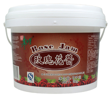 rose jam for baking products with HALAL 3kg