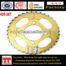 Motorcycle sprocket for honda wave 125,high standard sprocket ,wave 125 sprocket with super price