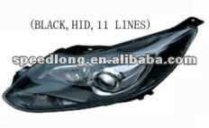 Ford focus2012 11 lines head lamp