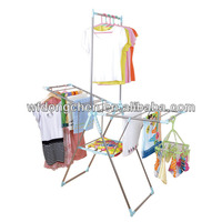 space saving balcony ceiling clothes drying rackDC-0118