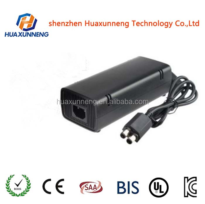 130w for xbox360 12v 10.83A 2 hole Power supply for xbox360 power supply ac adapter