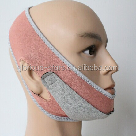M29 5019A-3 jaw support anti snoring chin solution strap Professional OEM