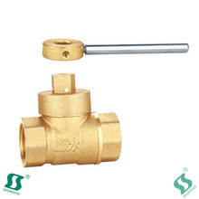 gas valve for heater cw617n brass sanwa ball
