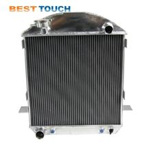 Cheapest louvered fin all aluminum radiator for citroen