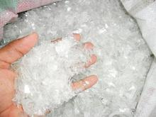 clear PET Flakes,hot washed PET bottle flakes