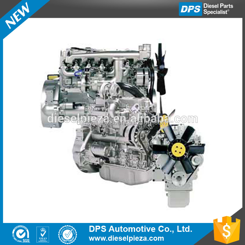 Complete truck engine for Perkin 1104A-44TG2