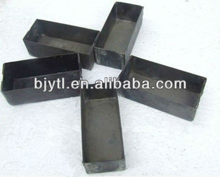sintered molybdenum boat for Mo1 99.95% annealing M
