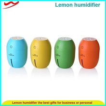 Lemon humidifier filter /180ML Color Change USB Cool Mist volcano box