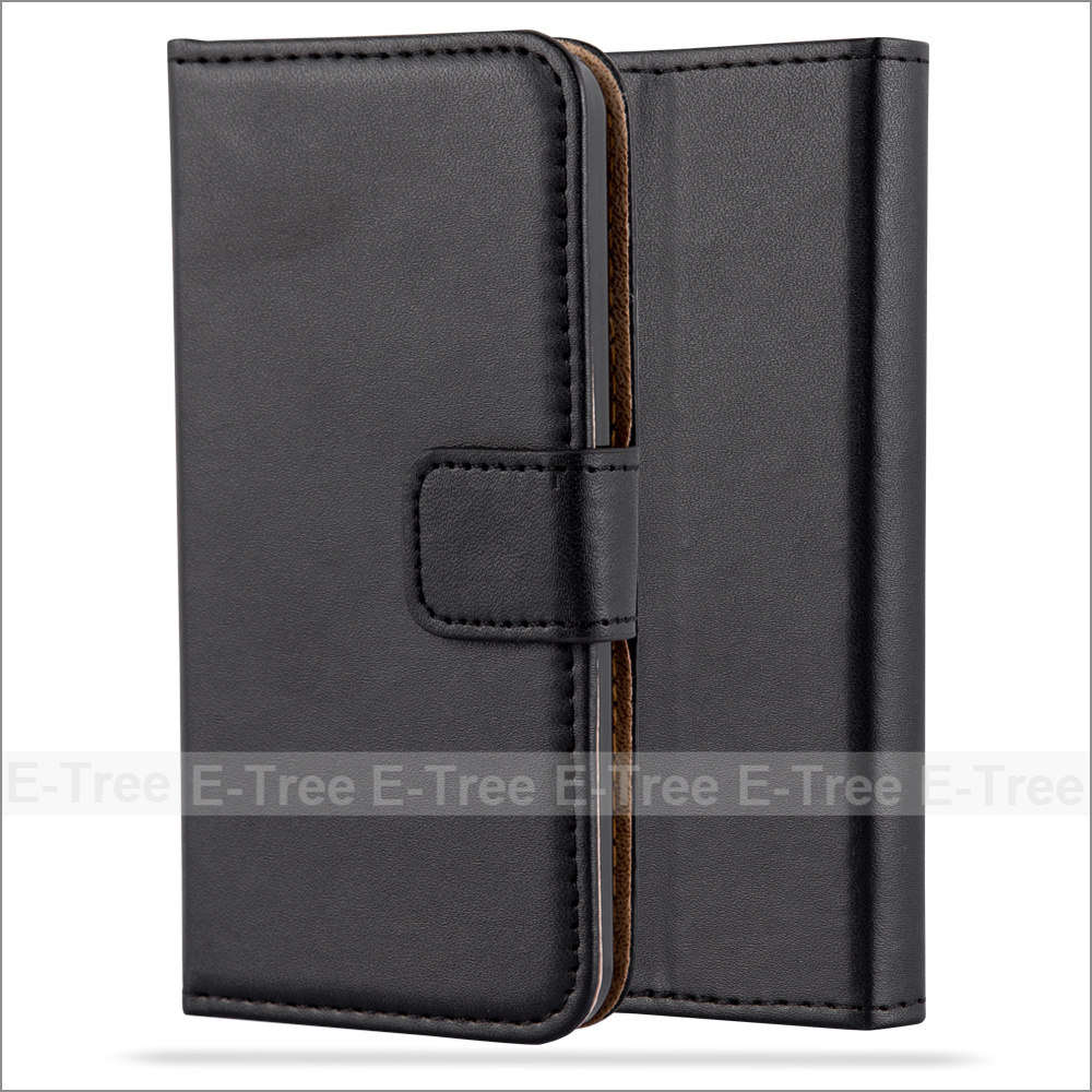 Luxury Pu Leather Wallet Stand Flip Card Slot Case Cover For Apple iPhone 5C