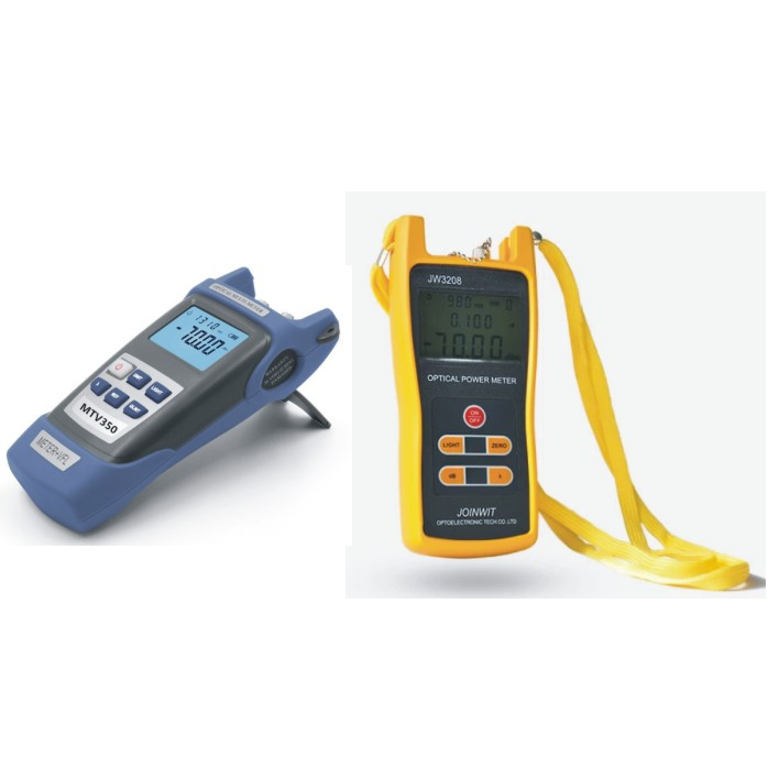JW3308 handheld return loss tester measure return loss RL.IL.OPM.OLS FC/APC-FC/PC