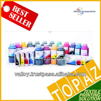Korea Topaz dye Sublimation print Ink