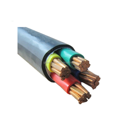 4c cable power 0.6/1kv low voltage power cable steel armored cable