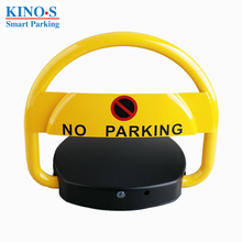 Remote Control Automatic Car Parking Space Lock