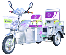 Electrical Tricycle/E-rickshaw for Passenger 2 Seats
