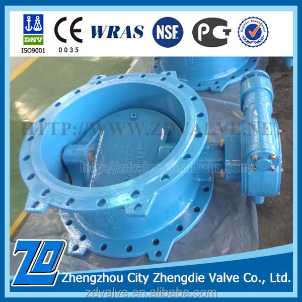 Factory Price ZD of DN150 PN16 series 13 buttterfly valve