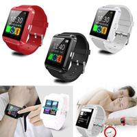 Cheapest touch screen watch android watch gsm cell phone watch U8 DZ09