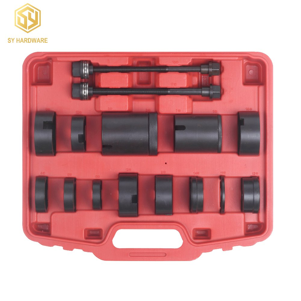 15pc Screw Pivot Bush Installer&Remover tool for BENZ/BMW