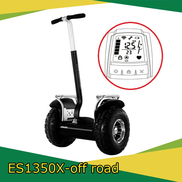 One Wheel Scooter /Solo Unicycle / Self Balancing Electric Unicycle with Training Wheel