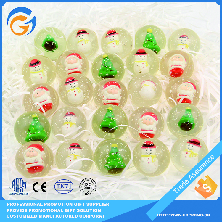 Various Types Hollow Plastic Bouncing Balls