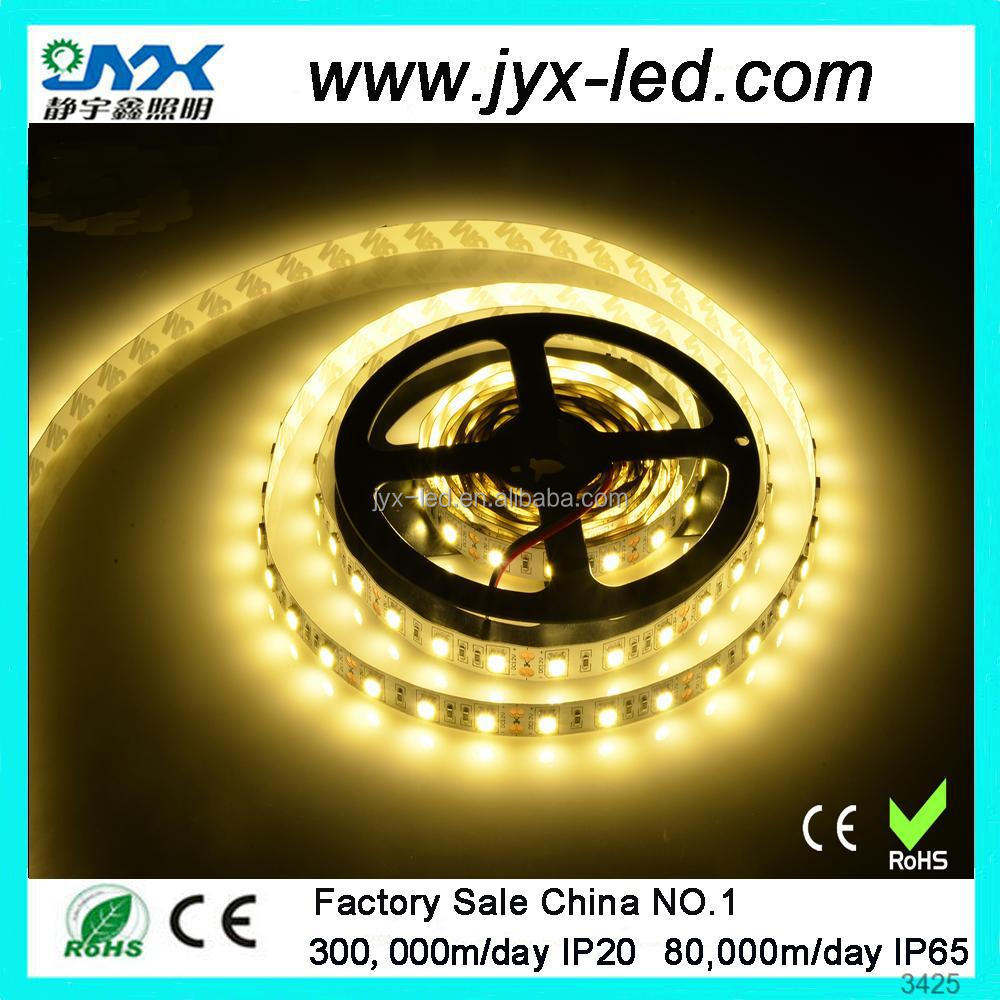 Factory promotion epoxy coating led flexible strip decorating home and office led strip 50m