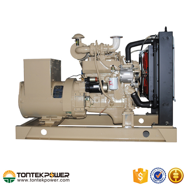 40kW Turbine Marine 45 kva diesel generator for sale