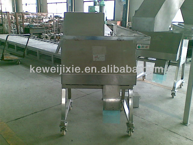 fruit and vegetable cube cutting machine