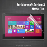 For Microsoft Surface 3 Anti-Glare Screen Saver for Surface3 Matte Protective Cover Protector