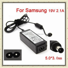 Wholesale Compatible Samsung Laptop Adapter 19V 2.1A 40W