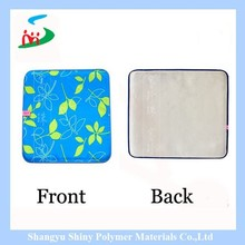 Yiwu market new fashion decalescence seat cushion water filling