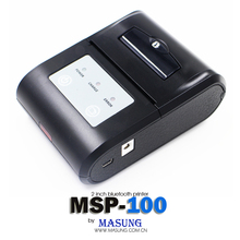 Handheld teminal 58mm bluetooth mobile android smartphone airprint receipt printer