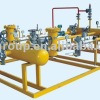 Skid Mounted Natural Gas Regulating And