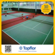 Laminated PVC Flooring for Indoor Tennis Court