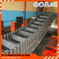 Latest style high quality rubber conveyor belt for cement plants and sidewall conveyor belt making machine