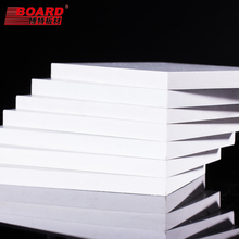 Expanded lightweight high density 4x8 pvc wpc foam board weight price