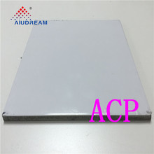 Fireproof Aluminum Composite Panel wall cladding materials