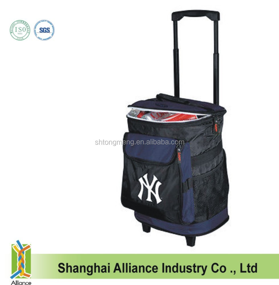 Navy Rolling Cooler Backpack, Navy Rolling Cooler Backpack ...