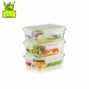 6 Pieces Food Storage Container Sets, 6 Pieces Food Storage Container Sets  Suppliers And Manufacturers At Alibaba.com