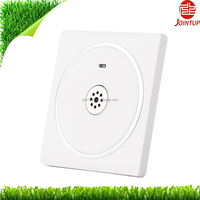 220V~250V,10A,Voice Detective Wall Switch to control 3-36W LED Lights, Voice Detective Wall Switch with PC panel material