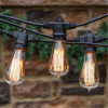 Trending String Garden Lights Decorate Building